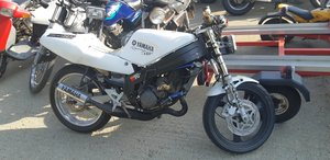 1992 Yamaha TZR 125 2 stroke water cooled classic
