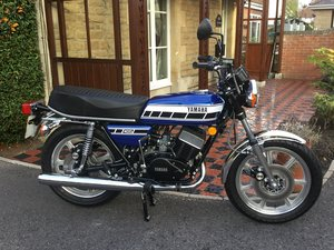 1976 YAMAHA RD400C, AWESOME! For Sale