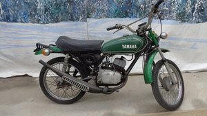 YAMAHA MR 50 SOLD