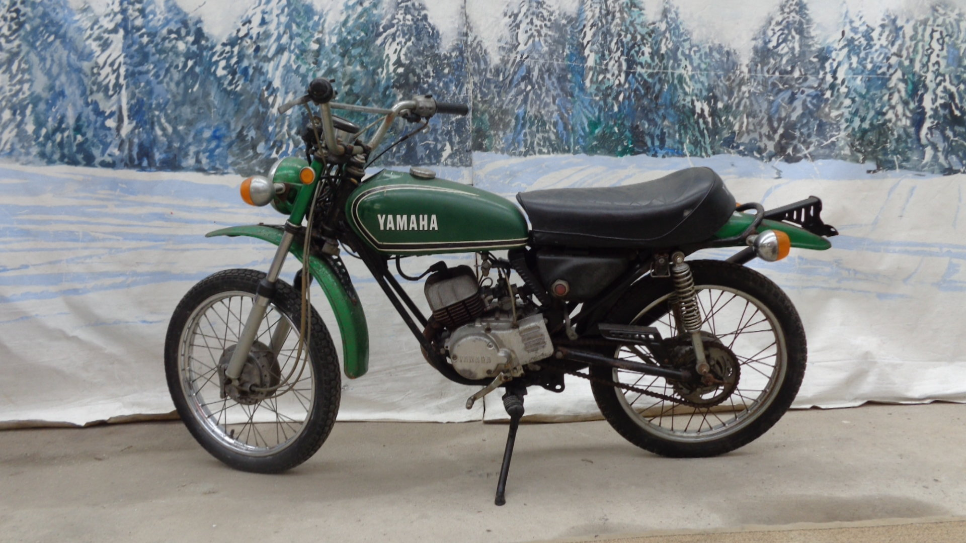 YAMAHA MR 50 For Sale (picture 3 of 6)