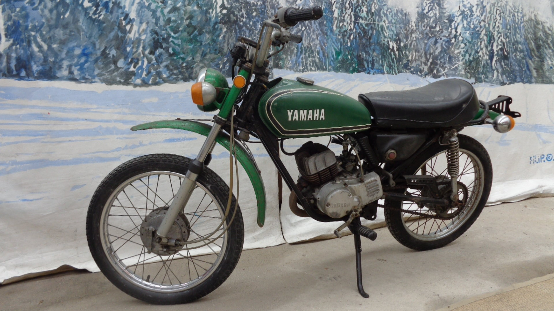 YAMAHA MR 50 For Sale (picture 4 of 6)