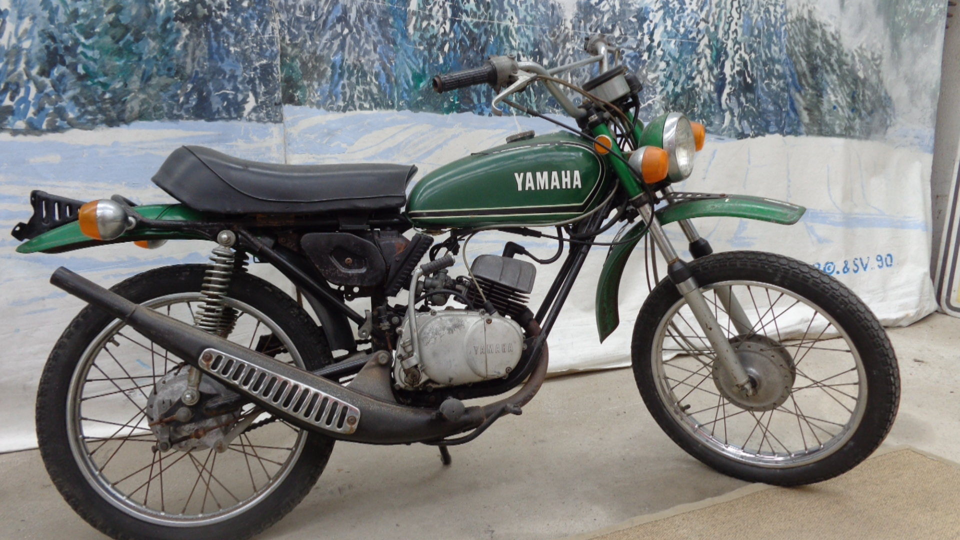 YAMAHA MR 50 For Sale (picture 5 of 6)