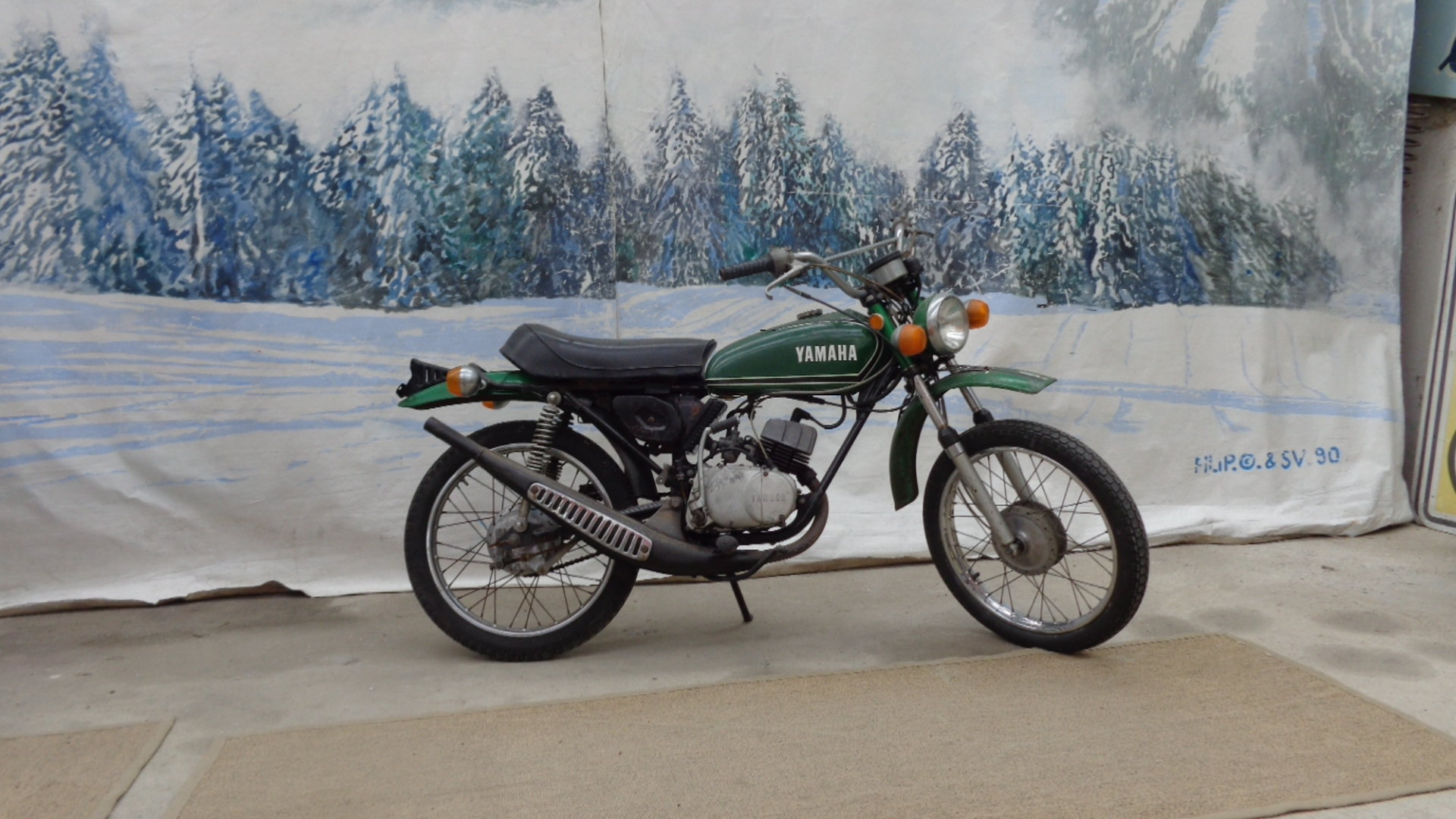 YAMAHA MR 50 For Sale (picture 6 of 6)