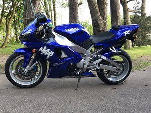 1998 Yamaha YZF-R1 4,000m Absolutely Original SOLD