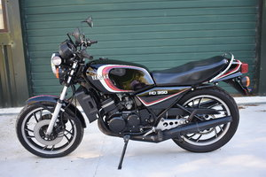 Lot 72 - A 1984 Yamaha RD350LC - 01/06/2019 For Sale by Auction