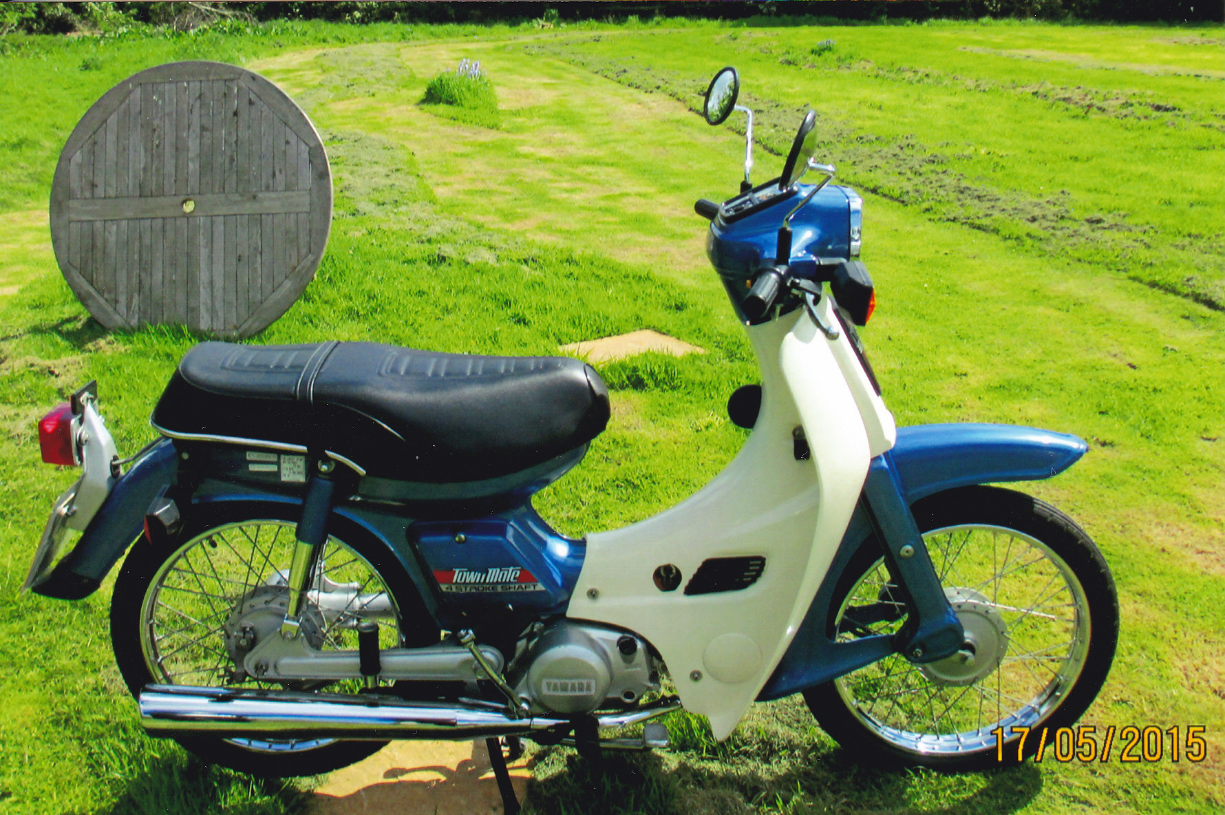 1990 Yamaha T80 Townmate SOLD (picture 1 of 1)