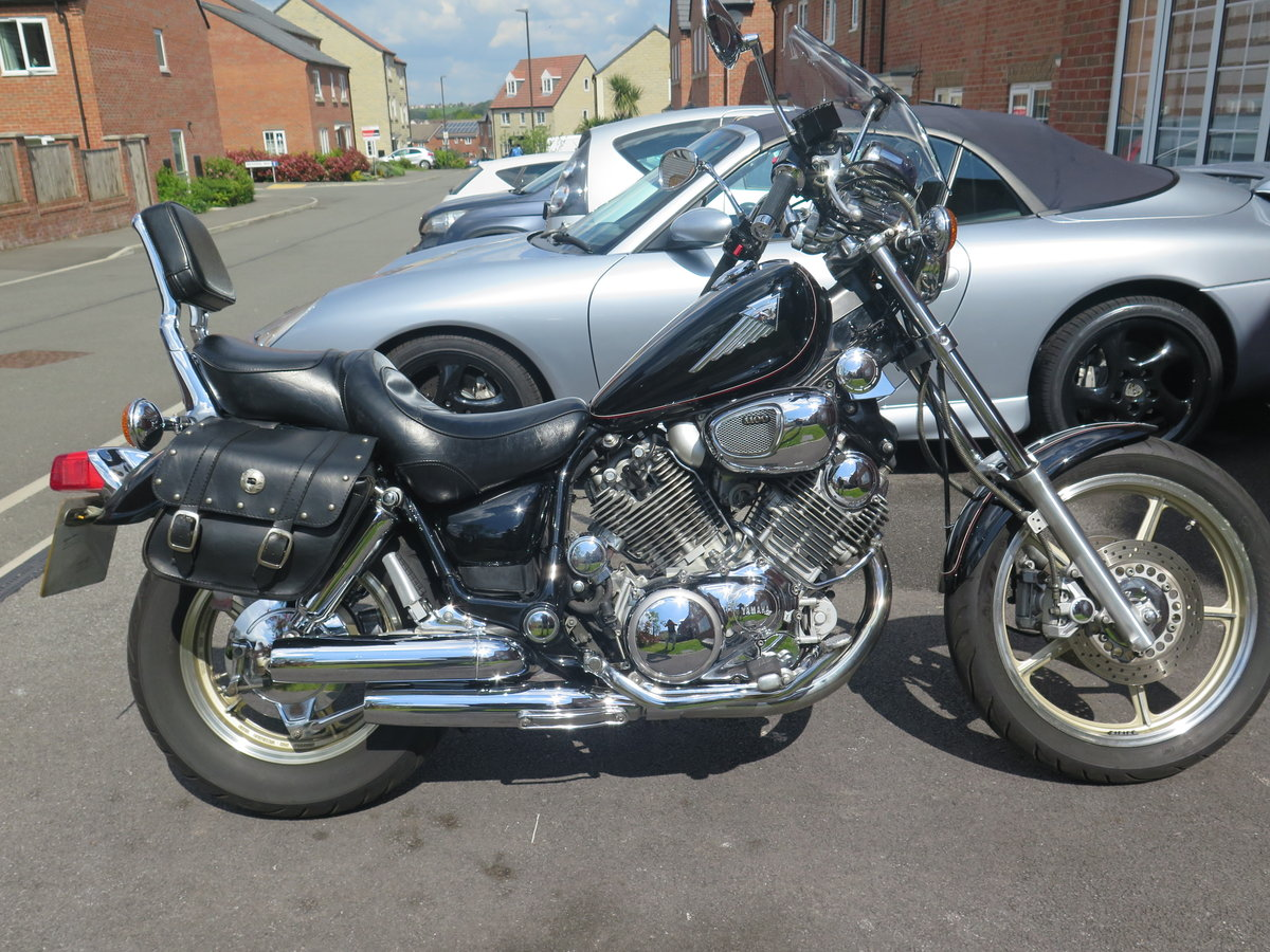 1999 Yamaha Virago XV1100 Secial Excellent condition SOLD (picture 1 of 6)