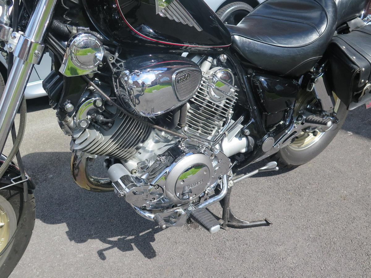 1999 Yamaha Virago XV1100 Secial Excellent condition SOLD (picture 2 of 6)