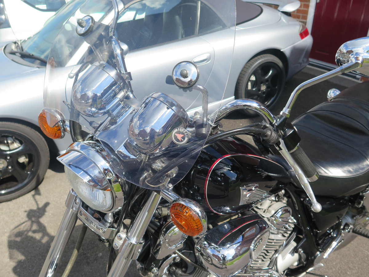 1999 Yamaha Virago XV1100 Secial Excellent condition SOLD (picture 5 of 6)