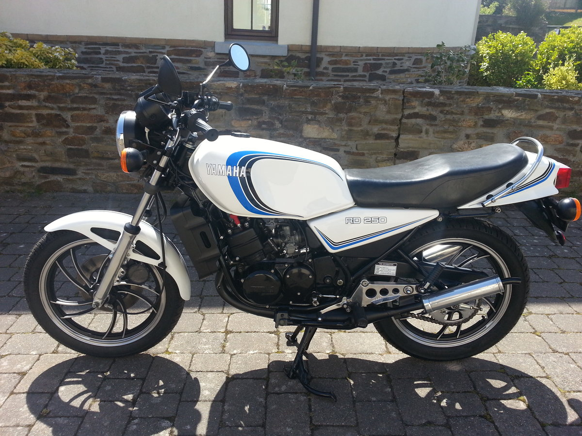 Yamaha RD250LC 1985  For Sale (picture 2 of 6)