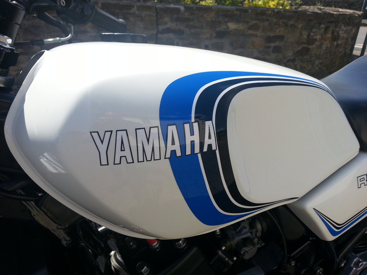 Yamaha RD250LC 1985  For Sale (picture 4 of 6)