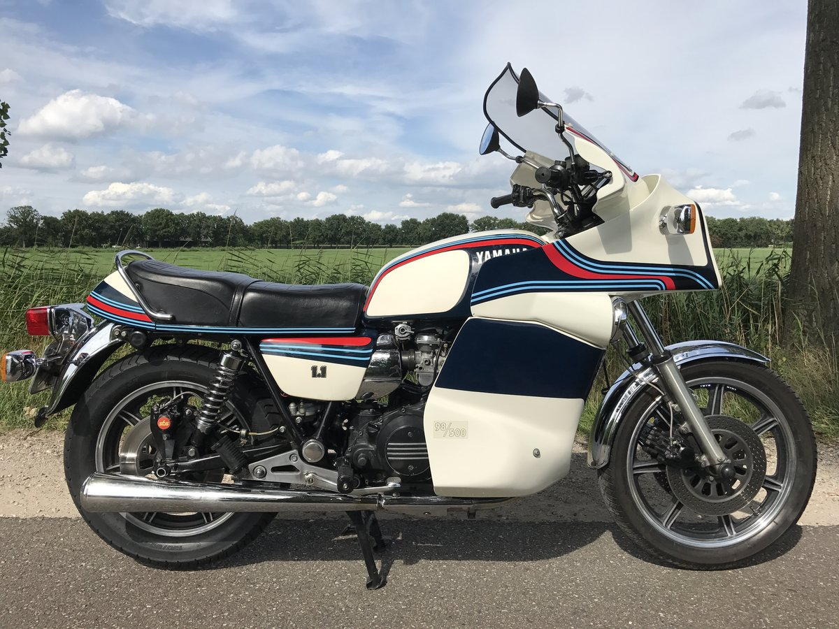 1979 Yamaha XS 1.1 Martini for sale number 98 f For Sale (picture 1 of 6)