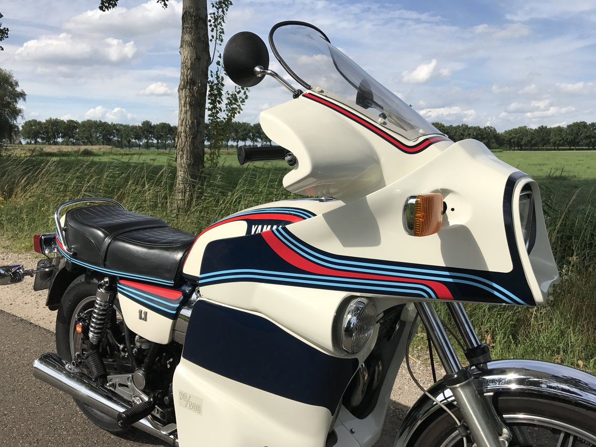 1979 Yamaha XS 1.1 Martini for sale number 98 f For Sale (picture 3 of 6)