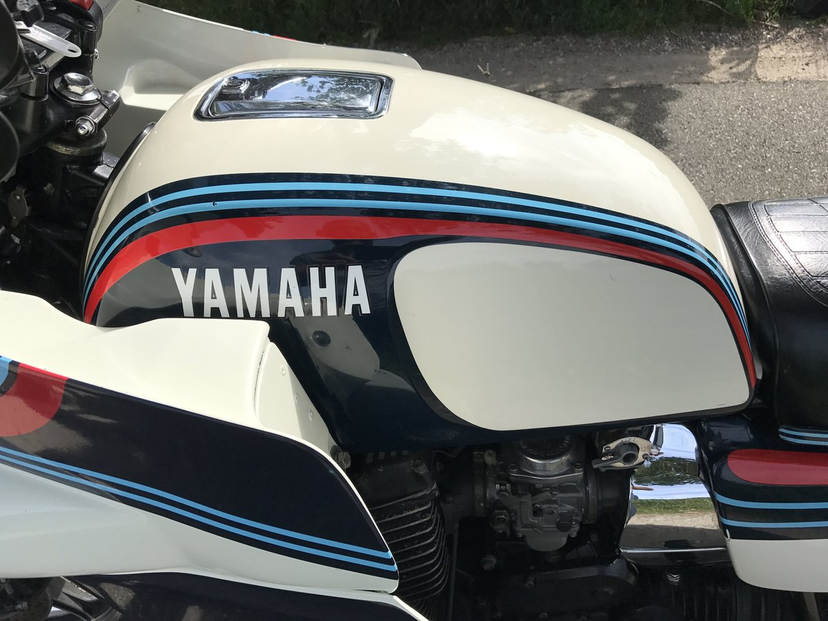 1979 Yamaha XS 1.1 Martini for sale number 98 f For Sale (picture 4 of 6)