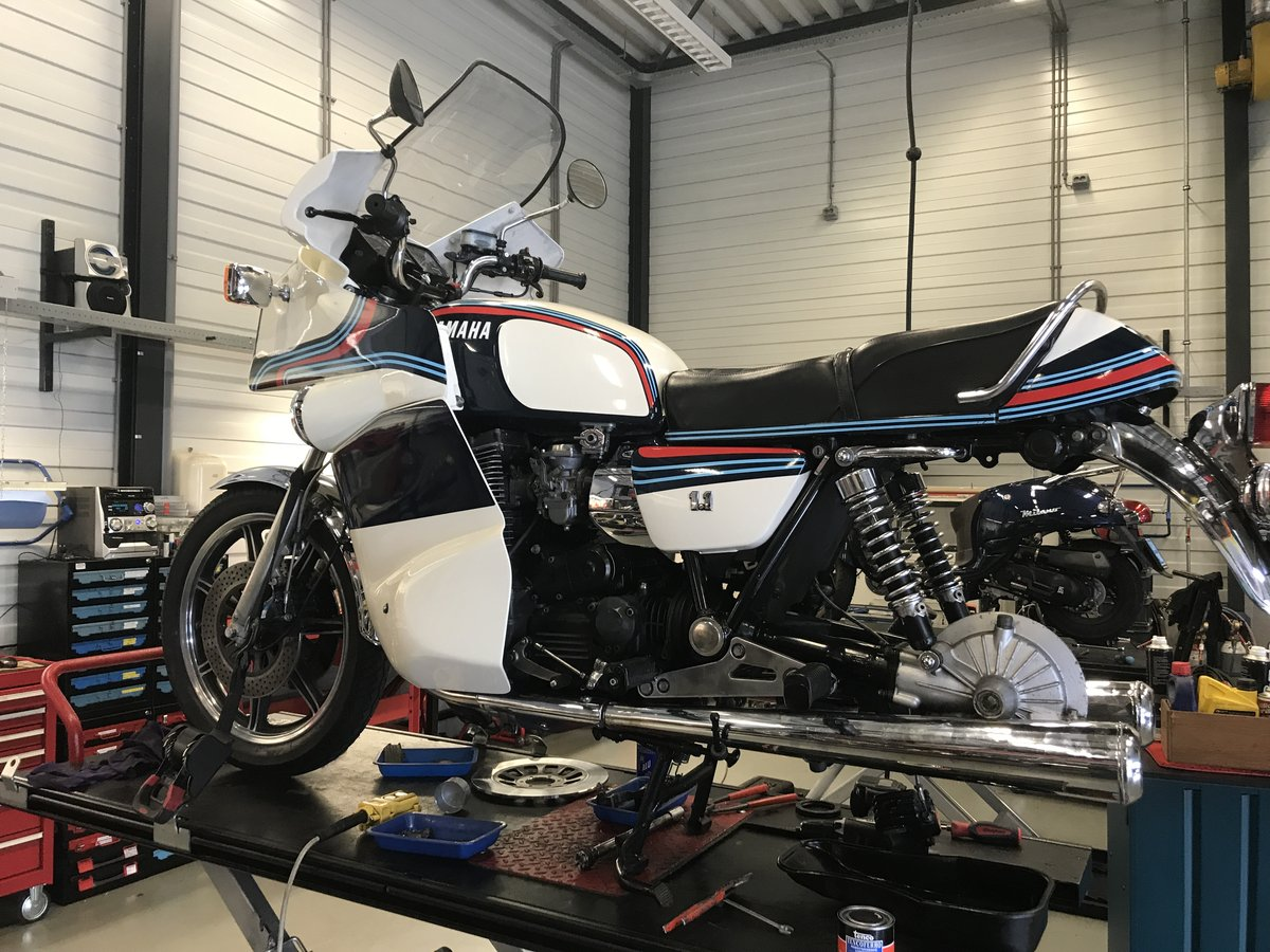1979 Yamaha XS 1.1 Martini for sale number 98 f For Sale (picture 6 of 6)