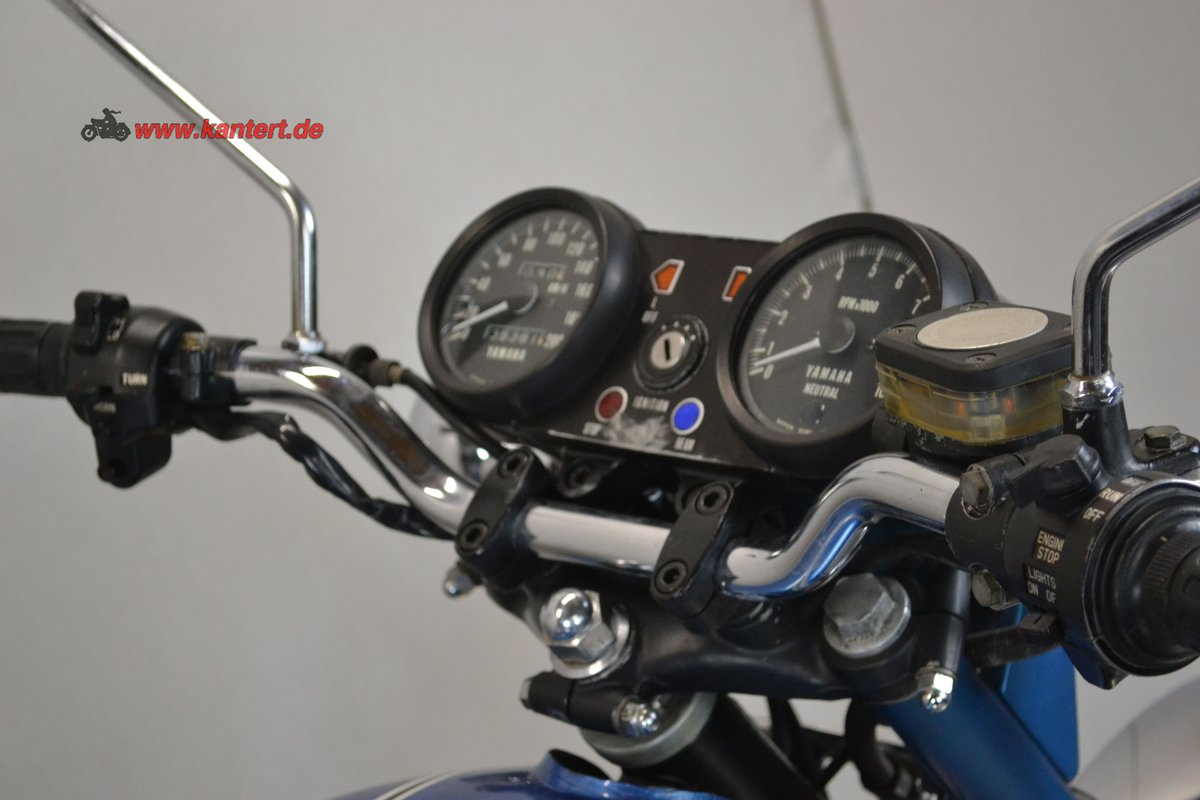 1975 Yamaha RD 250 type 522, 245 cc, 27 hp For Sale (picture 3 of 6)