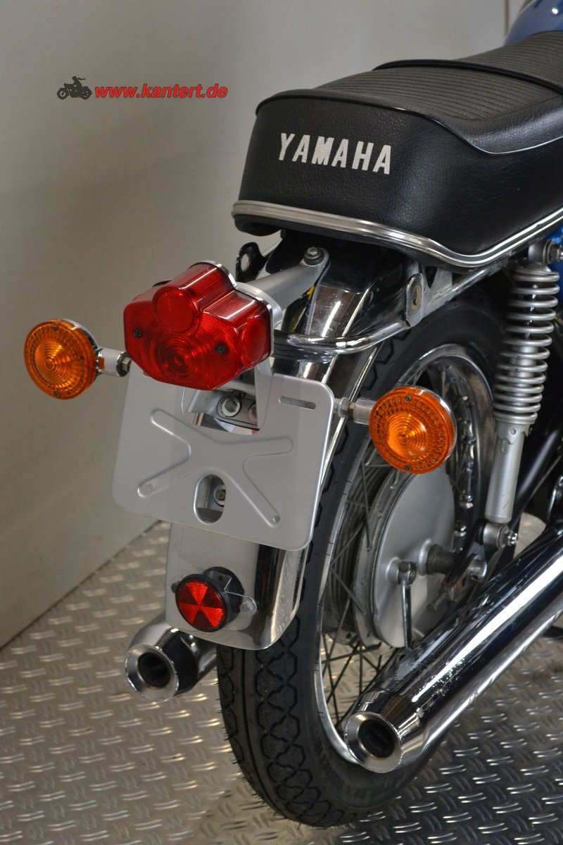 1975 Yamaha RD 250 type 522, 245 cc, 27 hp For Sale (picture 5 of 6)