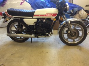 1977 Yamaha rd400D project for sale For Sale