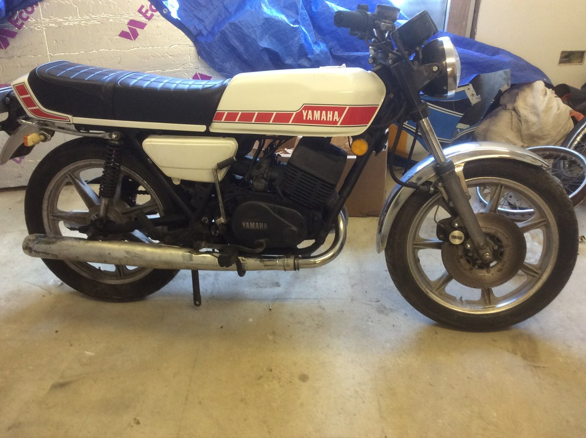 1977 Yamaha rd400D project for sale For Sale (picture 2 of 5)