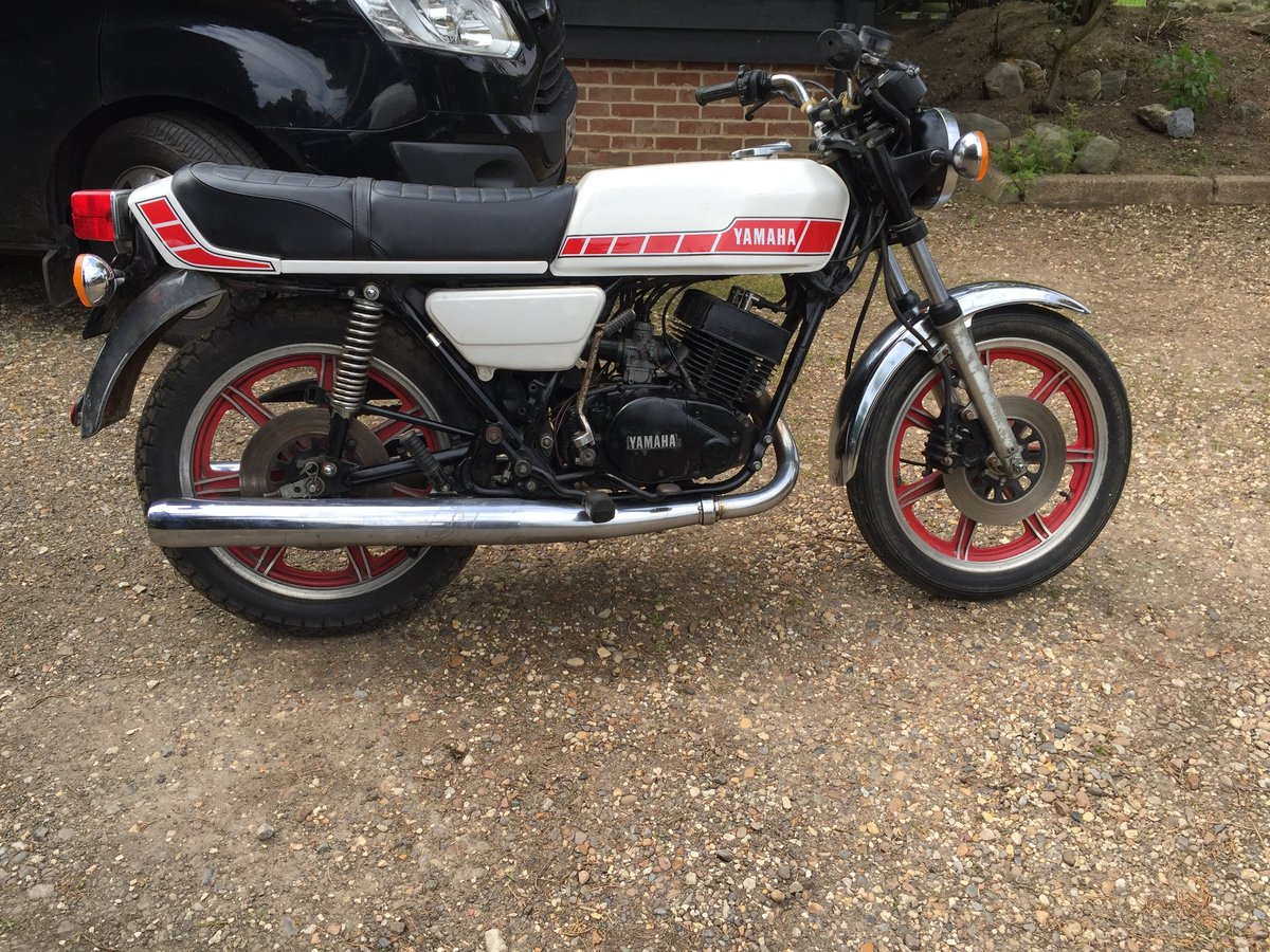 1977 Yamaha rd400D project for sale For Sale (picture 4 of 5)