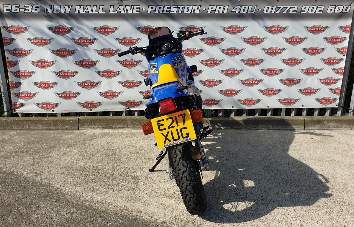1988 Yamaha TDR250 Pre-Production 2 Stroke Enduro  For Sale (picture 4 of 6)
