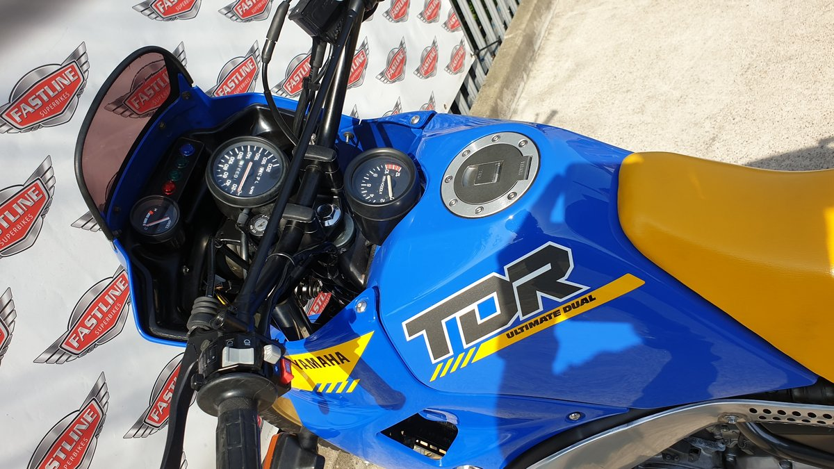 1988 Yamaha TDR250 Pre-Production 2 Stroke Enduro  For Sale (picture 6 of 6)