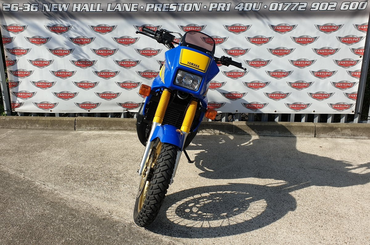 1988 Yamaha TDR250 Pre-Production 2 Stroke Enduro  For Sale (picture 3 of 6)