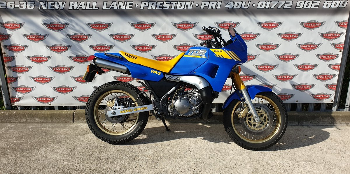 1988 Yamaha TDR250 Pre-Production 2 Stroke Enduro  For Sale (picture 1 of 6)