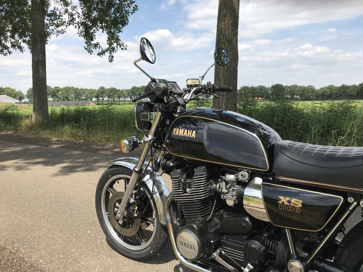 1979 Beautiful black Yamaha XS 1100 2H9  For Sale (picture 2 of 6)