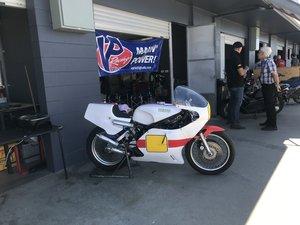 1980 Yamaha TZ 500 G