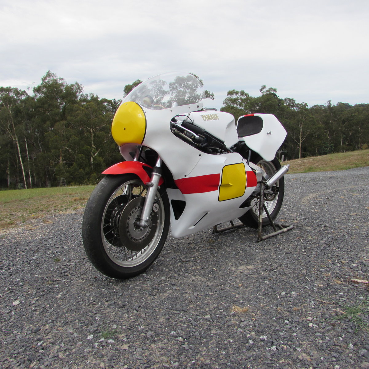 1980 Yamaha TZ 500 G For Sale (picture 3 of 4)