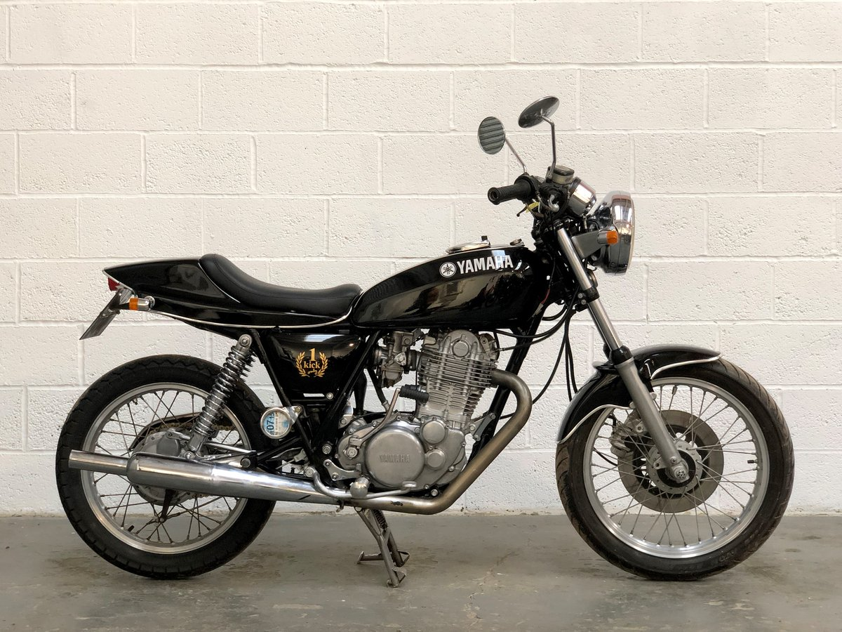 Yamaha SR 500 1978 In Excellent Condition For Sale (picture 1 of 6)