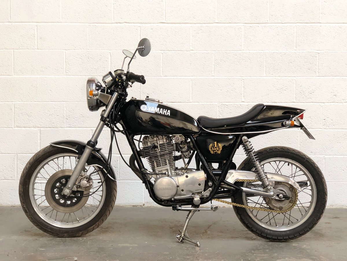 Yamaha SR 500 1978 In Excellent Condition For Sale (picture 2 of 6)