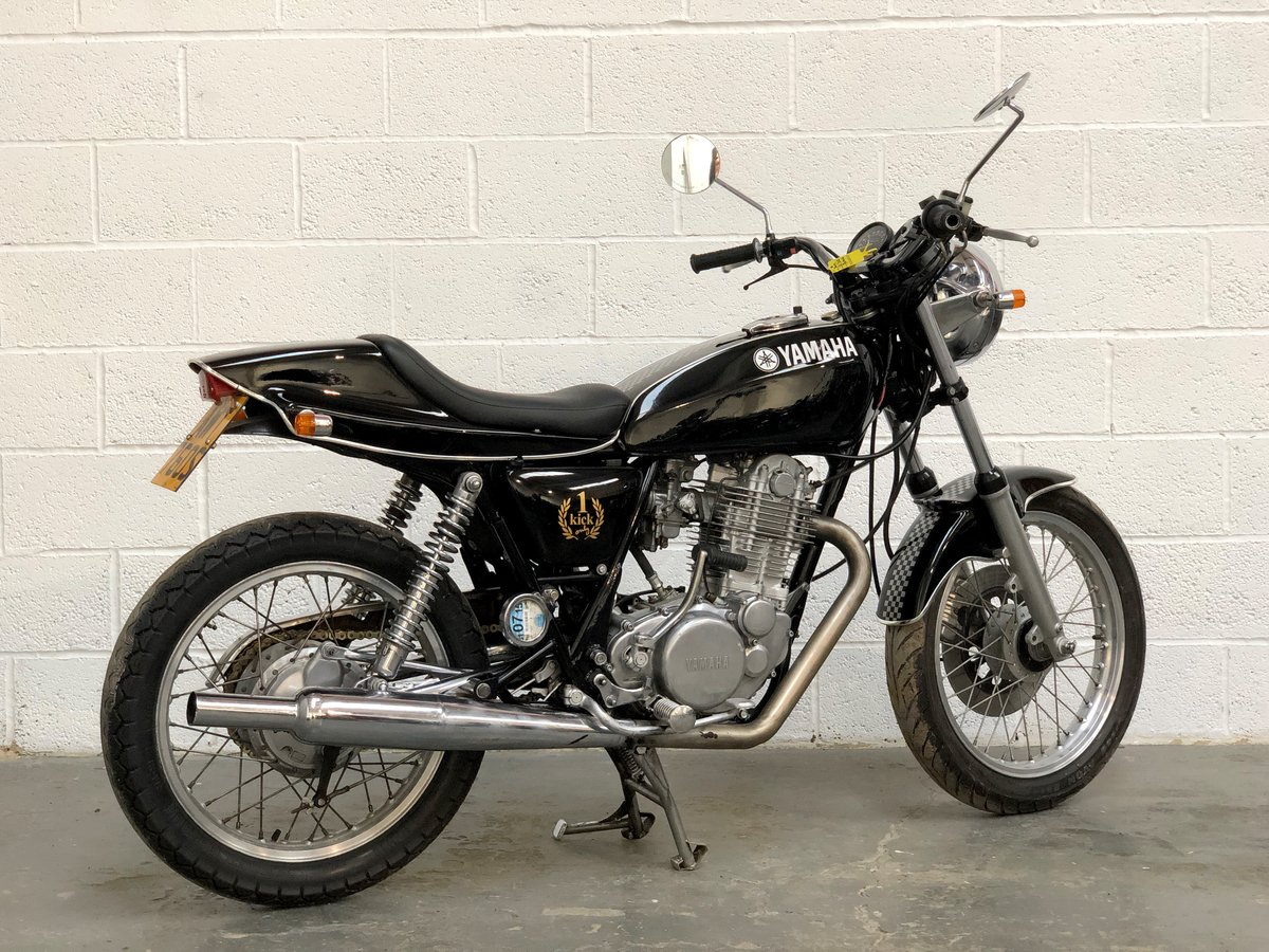 Yamaha SR 500 1978 In Excellent Condition For Sale (picture 3 of 6)