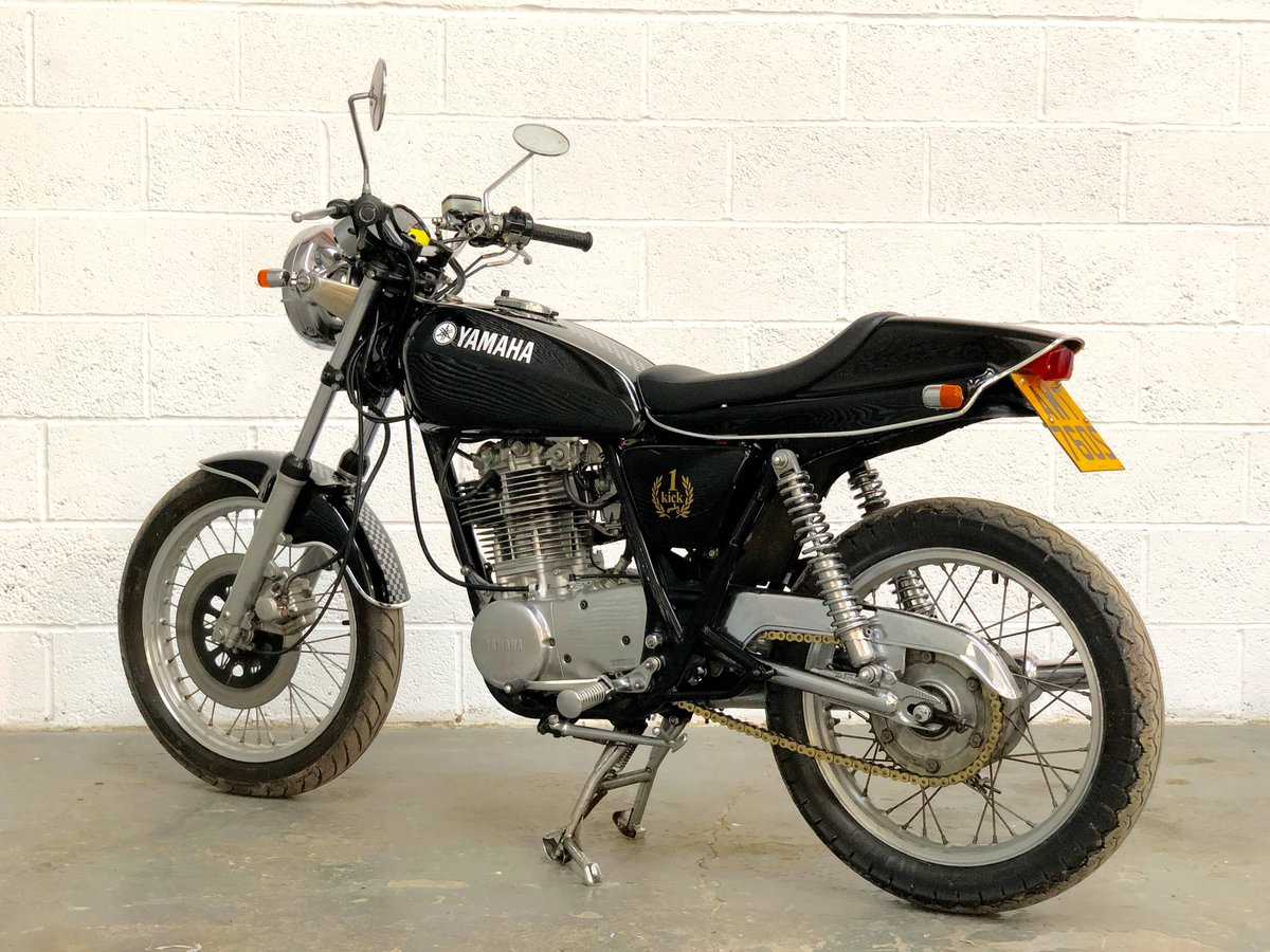 Yamaha SR 500 1978 In Excellent Condition For Sale (picture 4 of 6)