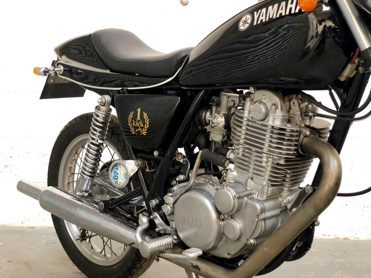 Yamaha SR 500 1978 In Excellent Condition For Sale (picture 5 of 6)