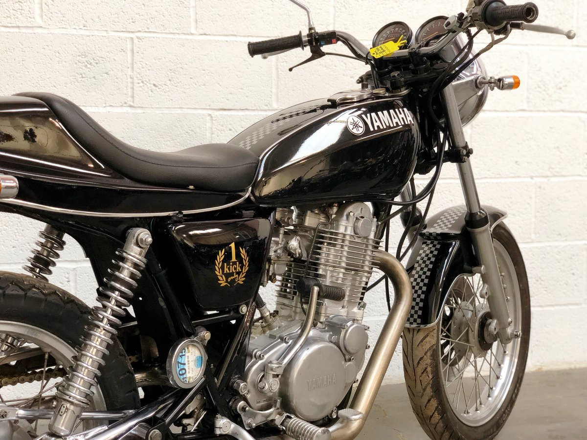 Yamaha SR 500 1978 In Excellent Condition For Sale (picture 6 of 6)