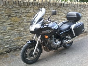 1995 Yamaha XJ900 Diversion