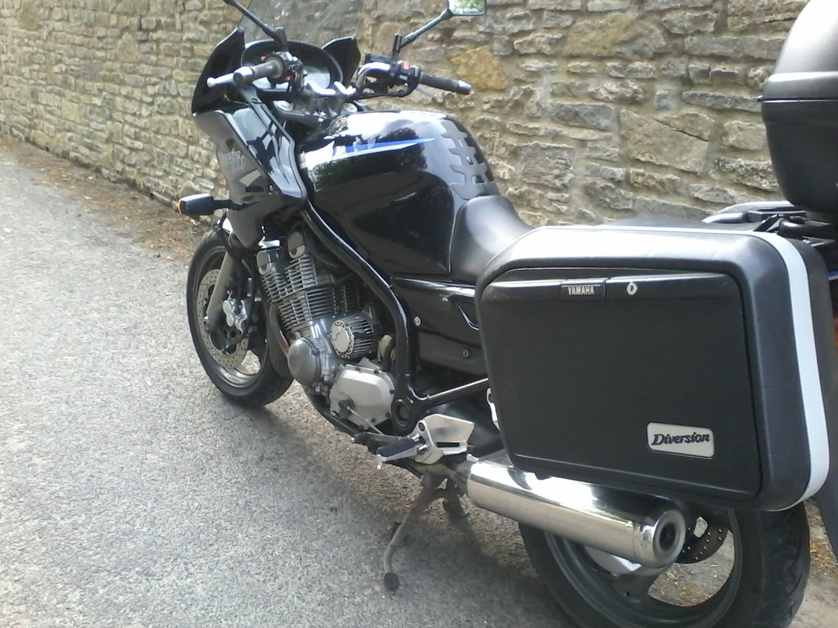 1995 Yamaha XJ900 Diversion SOLD (picture 3 of 3)