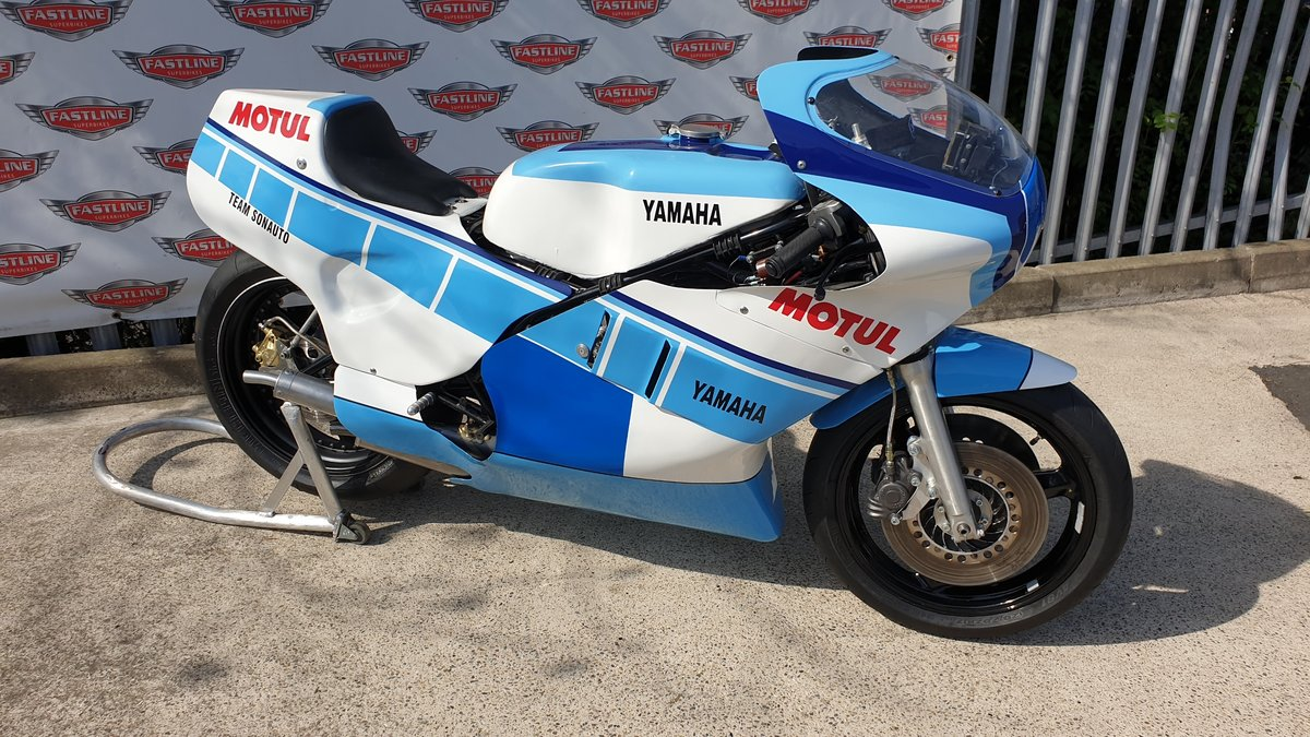1978 Yamaha TZ560 Triple Road Racer Classic For Sale (picture 1 of 6)