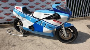 1978 Yamaha TZ560 Triple Road Racer Classic For Sale