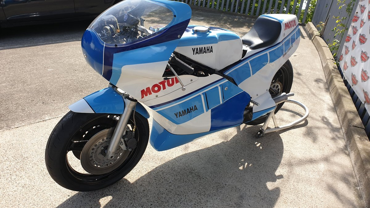 1978 Yamaha TZ560 Triple Road Racer Classic For Sale (picture 2 of 6)