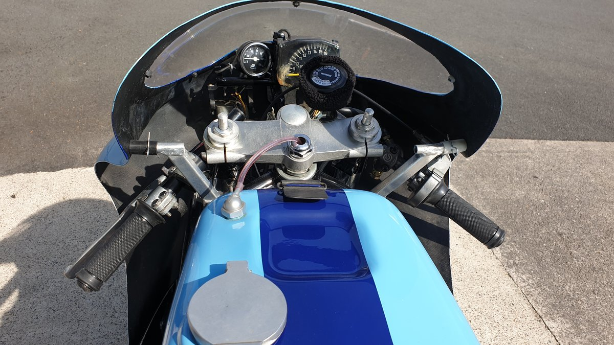 1978 Yamaha TZ560 Triple Road Racer Classic For Sale (picture 3 of 6)