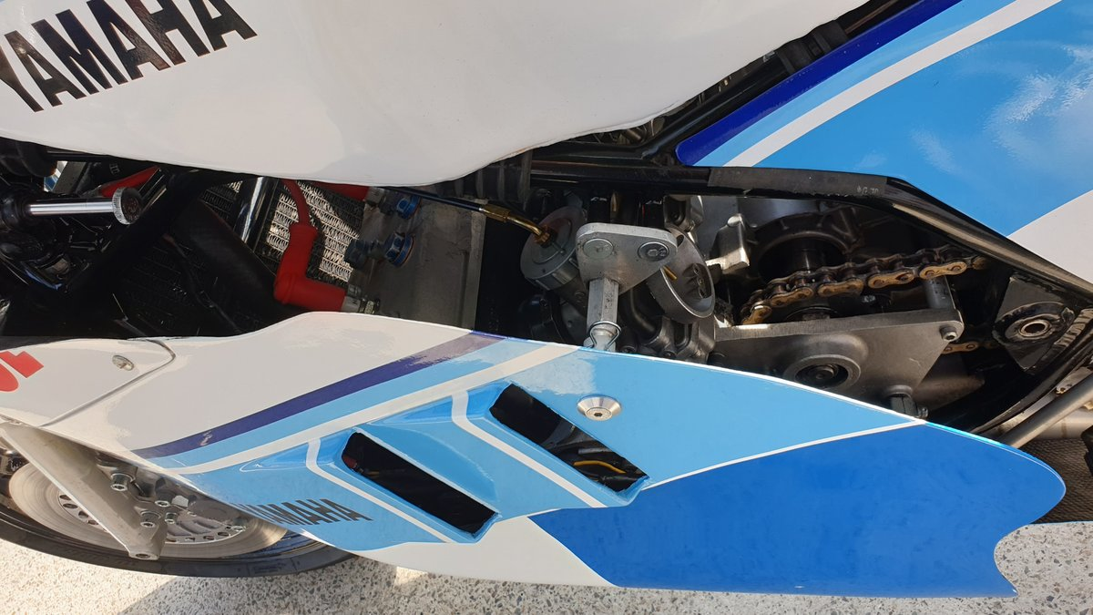 1978 Yamaha TZ560 Triple Road Racer Classic For Sale (picture 5 of 6)