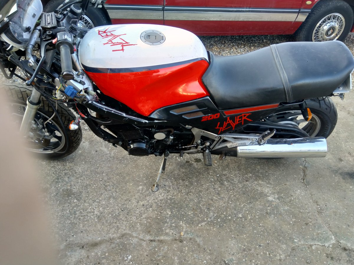 yamaha fj1200 1986 For Sale (picture 4 of 6)