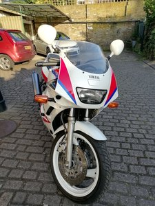 1991 Yamaha FZR600 Classic Completely Original