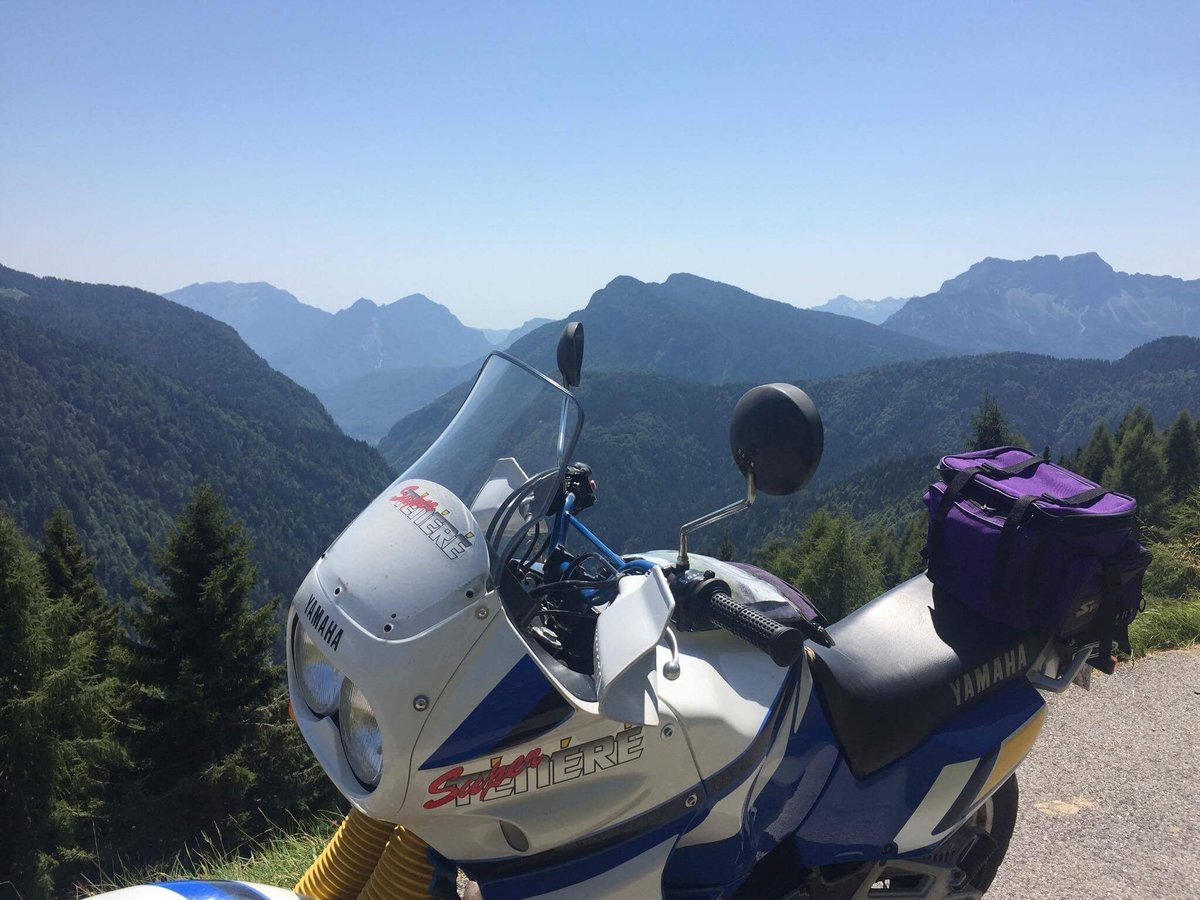 1989 XTZ750 Super Tenere - First Year Model For Sale (picture 1 of 5)