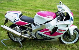 "1992 Yamaha YZF750R ""Pinkie"" Classic Superb Condition"