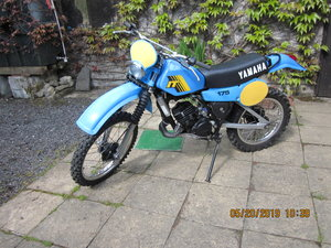1981 yamaha it 175 enduro For Sale