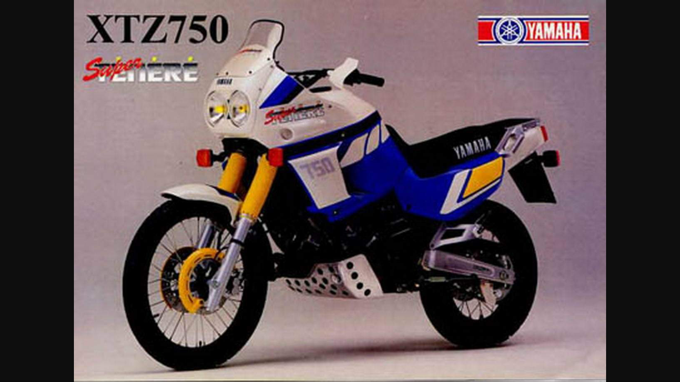1989 XTZ750 Super Tenere - First Year Model For Sale (picture 5 of 5)